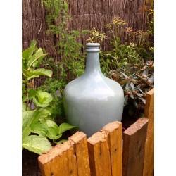 Vase en céramique vert menthe