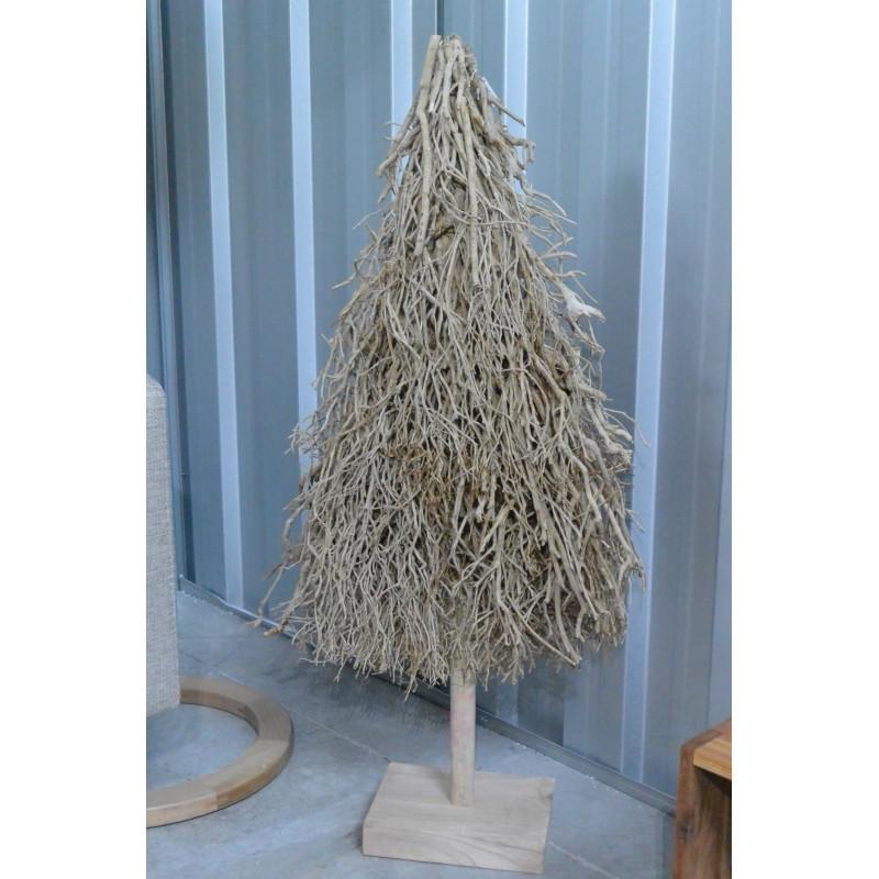 Sapin De Noel Decoration Brindille De Bois